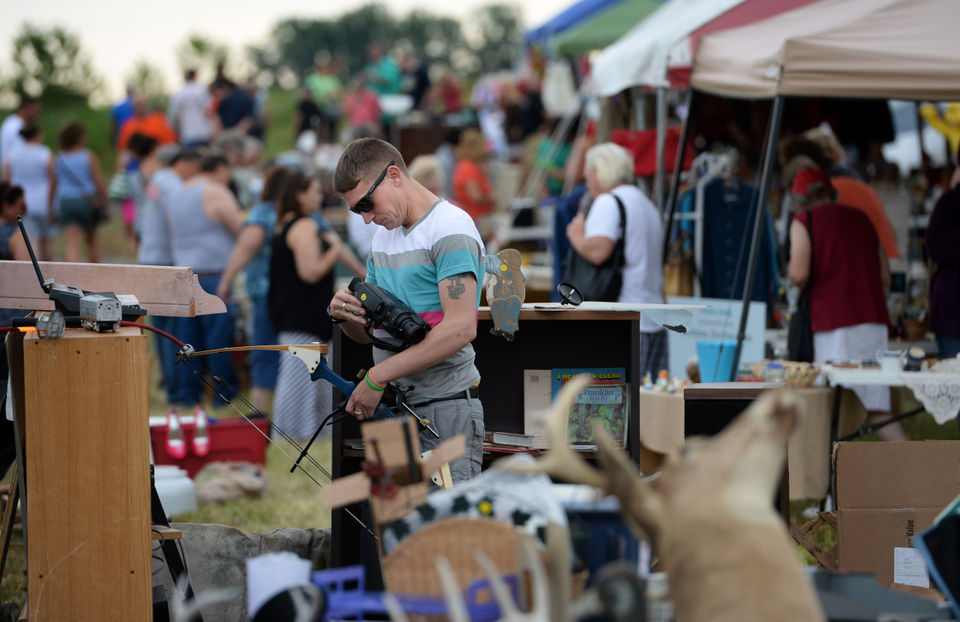 Go shopping for 50 miles along the Route 90 Garage Sale in Upstate