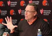 John Dorsey says we all meet five people that impact our lives, so here's his list