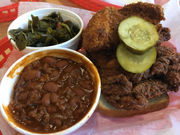 In search of Alabama's best fried chicken: Eugene's Hot Chicken