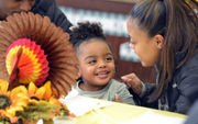 Square One hosts annual Gobble 'Til You Wobble Luncheon for kids, family (photos, video)