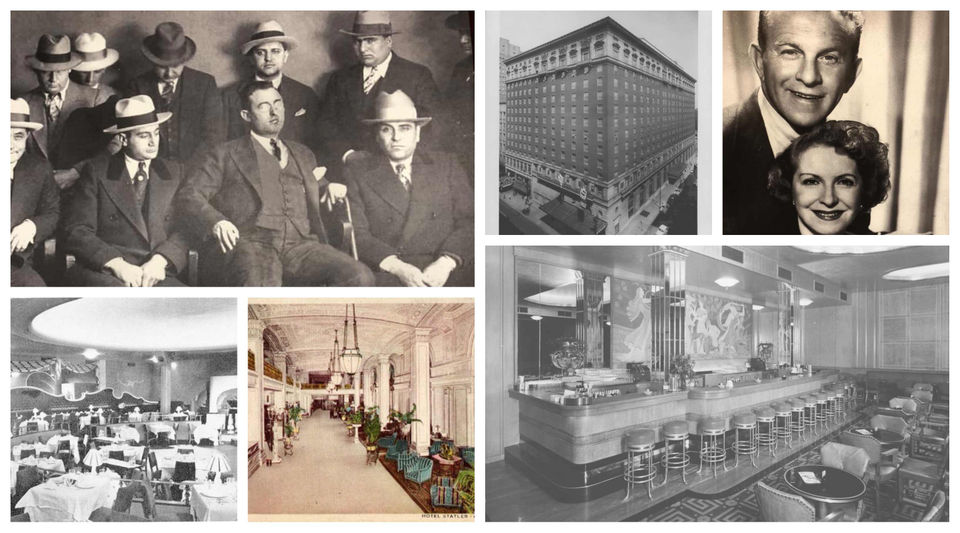 Historic Statler Hotel hosted movie stars, mobsters and Cleveland glitteratti: A (fascinating) visual history