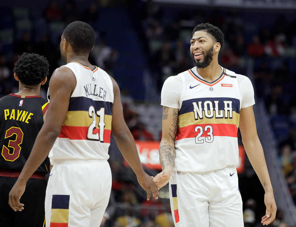 7ed8a304b28 New Orleans Pelicans facing crucial 5-game road trip