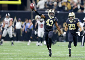 The deployment of the New Orleans Saints safeties in 2018 was a bit different than the team expected heading into the season, but the group was among the reasons for the overall defensive improvement.