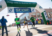 Complete results for 2018 Bay City St. Patrick's Day Races