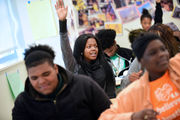 About 40 percent of New Orleans high school students are held back at least 1 grade