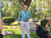 The secrets of Slidell's dead: Sleuth historian fascinated by cemetery's tales