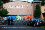 Armed civilian kills gunman, stops shooting spree at Walmart in Washington state