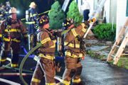 3 counties send firefighters to Warren County house fire (PHOTOS)