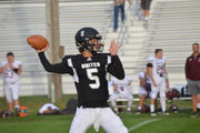 Kalamazoo United QB continues record TD pace in 77-20 win over Watervliet