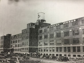 Matthew Paulus is building 100 loft apartments and commercial space inside former Ansco camera factory in Binghamton.
