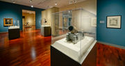 West Point historic art & artifacts at Huntsville Museum of Art