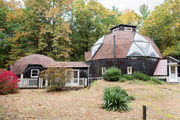 House of the Week: Dome home brings geometric design into everyday living (photos)