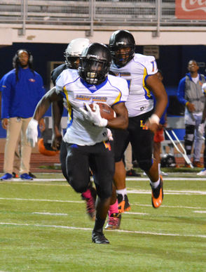 Landry-Walker strengthened its position in District 8-5A with a win over Bonnabel.