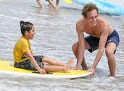 Ocean safety for ESL children | Di Ionno