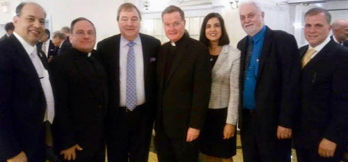 Island trial lawyers honor judge, chief clerk at gala in New Dorp