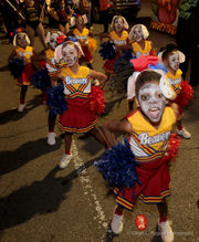 Krewe of Boo Halloween parade: see photos