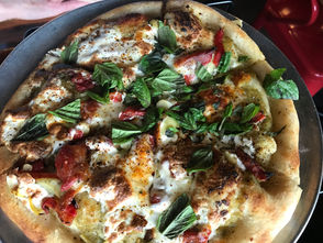 These 10 gourmet pizzas go beyond standard pepperoni-topped pies. Round, blank, bubble-crusted canvases springboard from mainstream to magnificent. They are topped with inventive and unique ingredients ranging from drizzles of clover blossom honey and garlicky pestos to exotic mushrooms, fresh herbs and varying meats and cheeses.