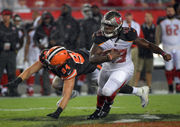 Tampa Bay Buccaneers 'feel great' about Peyton Barber with running back a 'priority' position