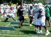 Oregon Ducks enter 2018 with higher expectations and a preseason AP ranking