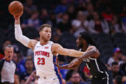 Pistons fall to Nets in overtime in home preseason opener