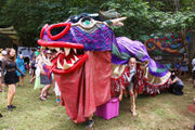 The Oregon Country Fair is back, with a colorful display of pure whimsy