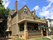 Take a look at restored exterior of furniture maker Gustav Stickley's house in Syracuse (photos)