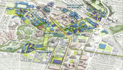 Visualizing CWRU's master plan: Photos, renderings and new perspectives