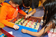 Jersey City kids turn cardboard into arcade games (PHOTOS)