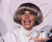 'Matchmaking for the angels now': Broadway mourns Carol Channing