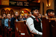 After 1 year in sanctuary, Lucio Perez tells supporters 'thank you' at Amherst event
