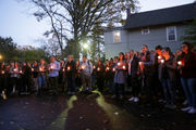East Lansing community gathers for Tree of Life vigil