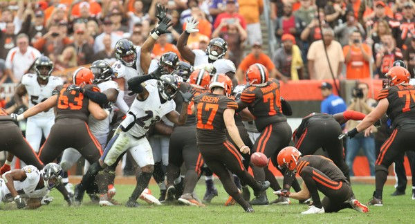 Where do the Cleveland Browns' special teams rank in the AFC North? -- 2019 Position Rankings