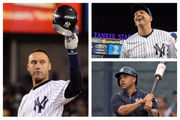 Which Yankees are future Hall of Famers besides Derek Jeter? Roger Clemens? Don Mattingly? Alex Rodriguez? Bernie Williams?