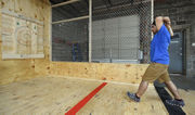 Look sharp, Alabama! Ax throwing has arrived and seems ready to stick