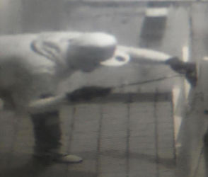 The Summer House was broken into early Thursday morning. Police are asking for help to identify the suspect.