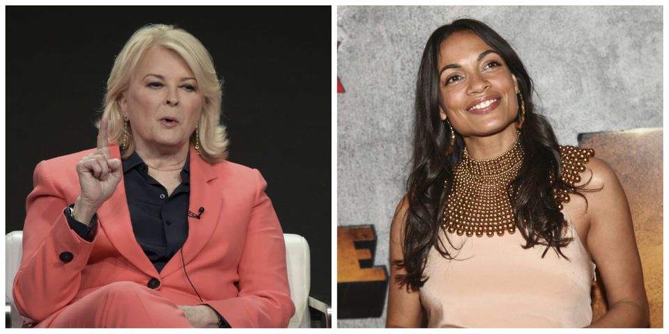 Today's famous birthdays list for May 9, 2019 includes celebrities Candice Bergen and Rosario Dawson
