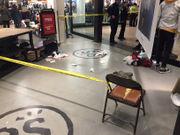 2 men stabbed at Destiny USA mall on Black Friday