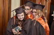More than 250 earn diplomas as Agawam High School's Class of 2018 walks stage (photos)