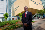 5 questions with new OHSU president Danny Jacobs