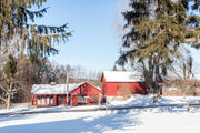 House of the Week: Cazenovia farmhouse features shop and barn