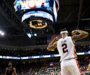 Auburn guard Bryce Brown set for pre-draft workout with Atlanta Hawks