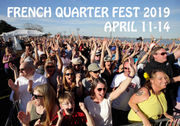 Here's your French Quarter Festival 2019 hour-by-hour music schedule