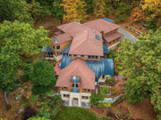Contemporary home offers 5,000 square feet on 15-acre property in Central Massachusetts