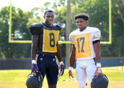 Mobile Christian's Deontae Lawson, Eric Poellnitz drawing college attention
