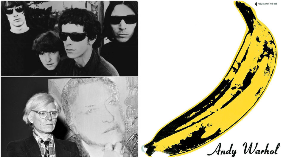 'When Andy Met Lou' chronicles Andy Warhol's relationship with the Velvet Underground