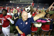 South Alabama's Steve Campbell set to face alma mater, but not making a big deal of it