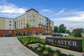 BEACHWOOD, Ohio -- The Aster has become one of Beachwood's newest upscale apartment offerings, opening 180 units this past summer. The impressive building may be a new place to live, but it's been in the works for a while. The Aster was announced in 2015 under the name Vanguard Beachwood, but changed its name in June. It started leasing units and commenced move-ins this summer. Scroll down to see more photos and information about The Aster.