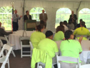 Giving back: Hampden County Sheriff's Department, inmate crews praised for community labor projects