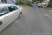 At least 20 cars shot up by person with air pellet gun in 7th Ward