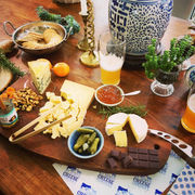 How to build a cheese board at Fete des Fromages